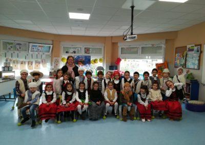 EDUCACIÓN INFANTIL IRLANDESAS EL SOTO