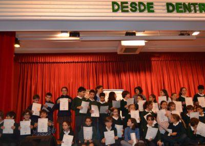 ENTREGA DE DIPLOMAS CAMBRIDGE Y DELF