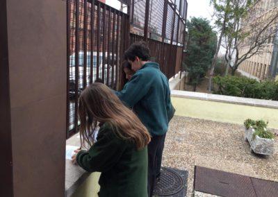 GYMKHANA CÓDIGOS QR IRLANDESAS EL SOTO