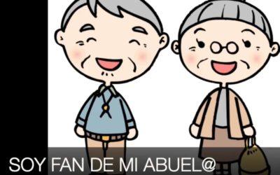 Soy fan de mi abuelo