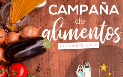 Campaña de alimentos