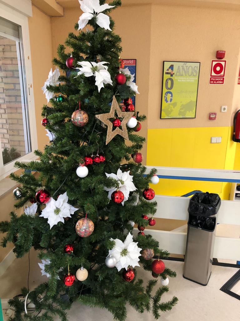 Decoración navideña Irlandesas El Soto