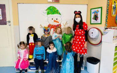 ¡Carnaval en Infantil!