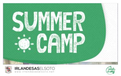 Summer Camp Irlandesas El Soto