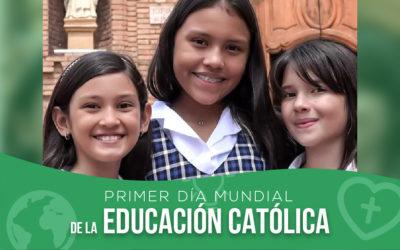 Día Mundial de la Educación Católica