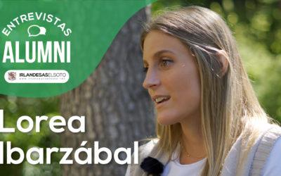 Entrevista a Lorea Ibarzábal