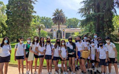 ¡Visitamos el Jardín Botánico!