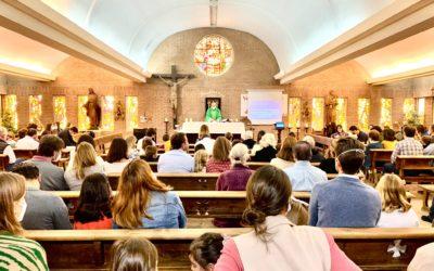 Eucaristía de familias